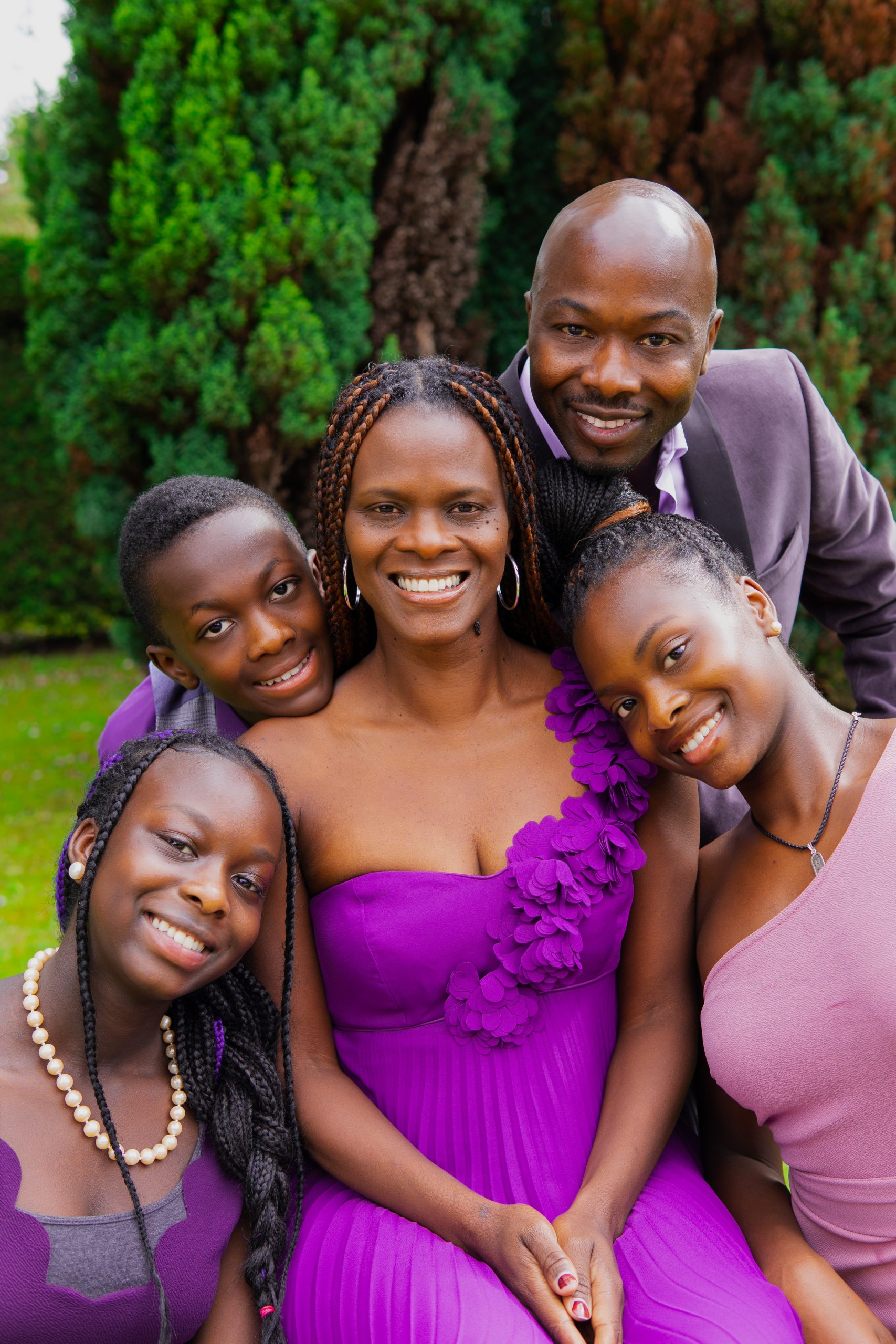 """""""How to create a strong and happy family"""" with Linda Attram"""