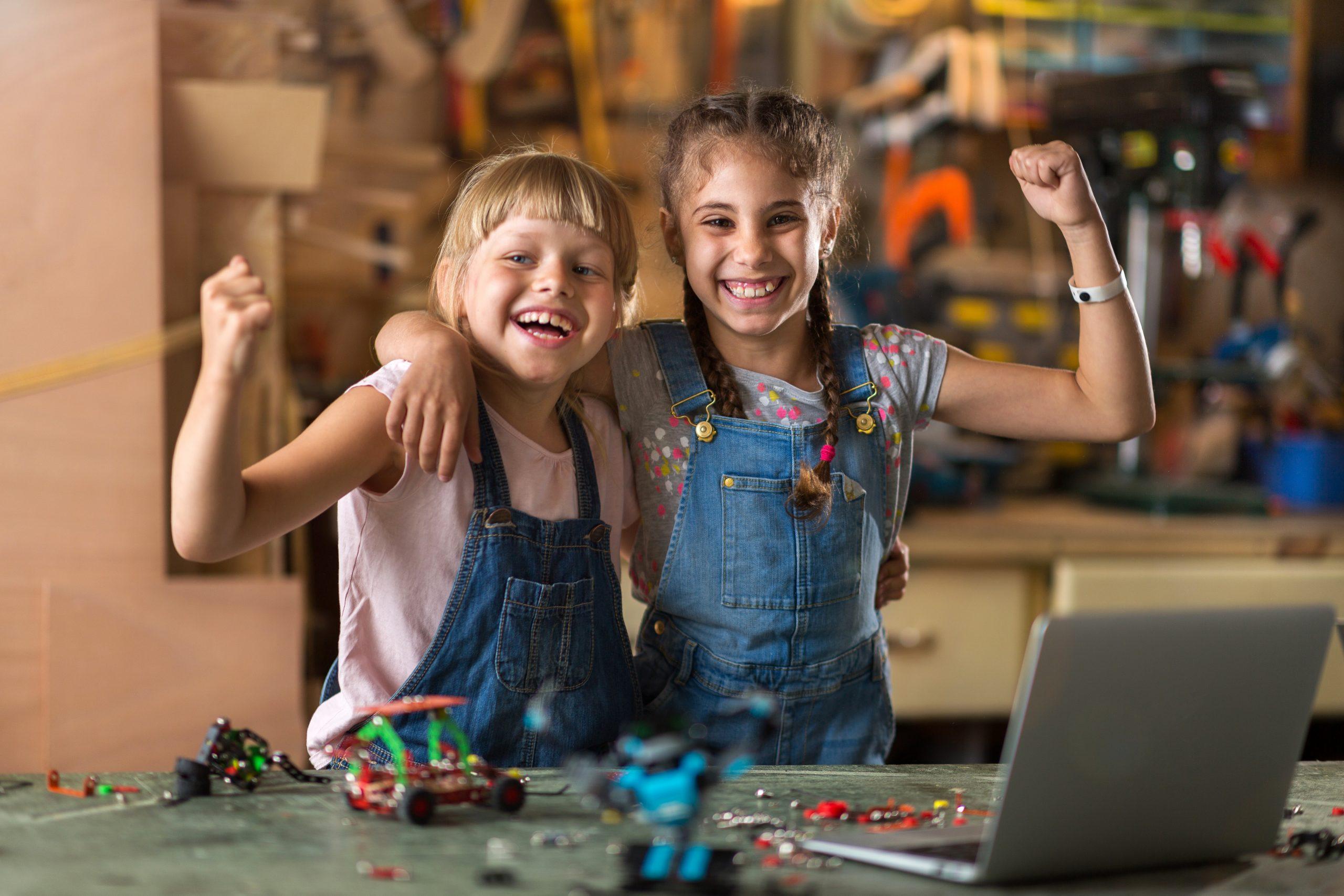 Raising Happy and Self Confident children